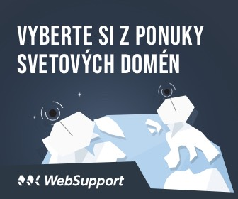 WebSupport Domains