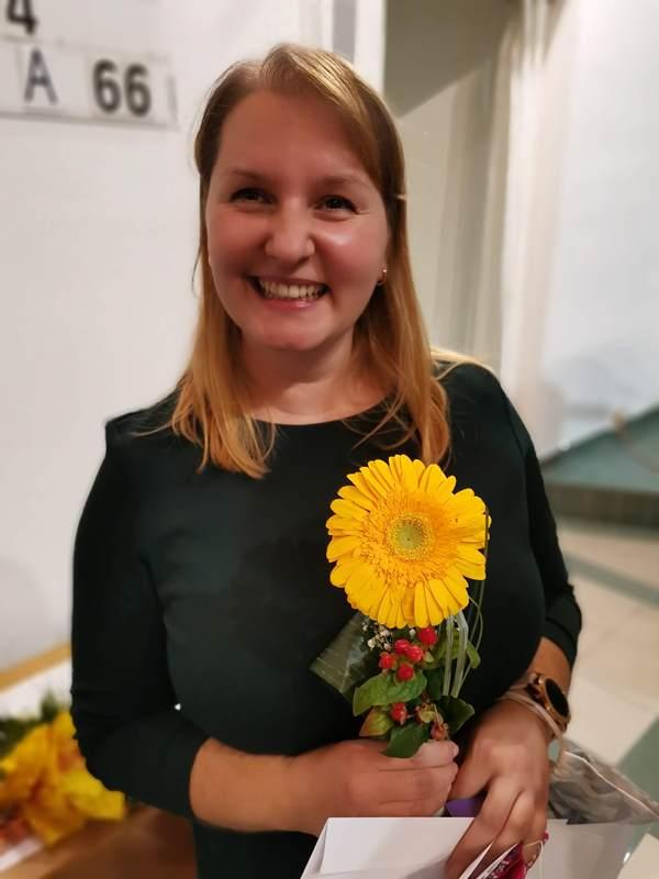 Katarína Gajdošová, riaditeľka EMŠ